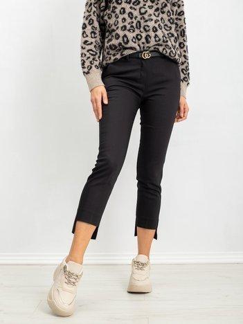 Czarne spodnie Susan