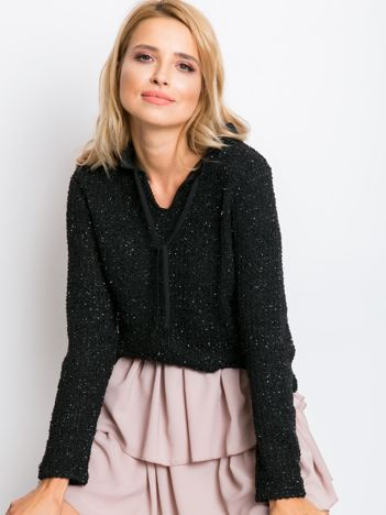 Czarny sweter Esta