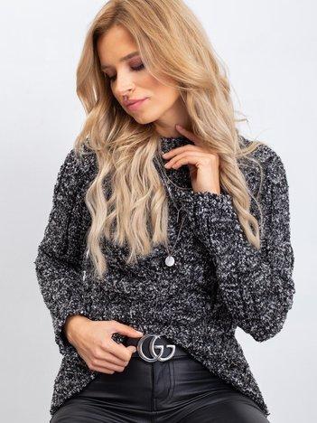Czarny sweter Lovely