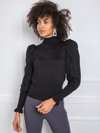 Czarny sweter Rebecca