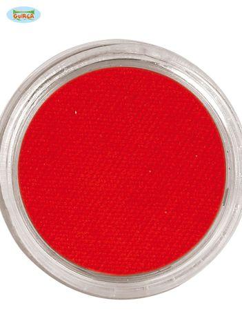 Czerwona farba wodna do ciała i twarzy
