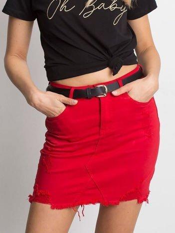 Czerwona spódnica Greatest