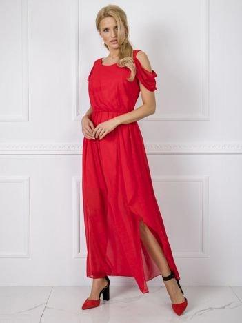Czerwona sukienka Amanda