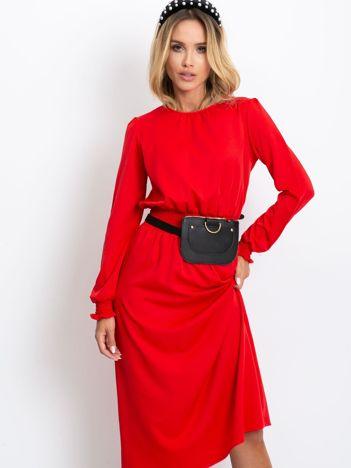 Czerwona sukienka Saffire