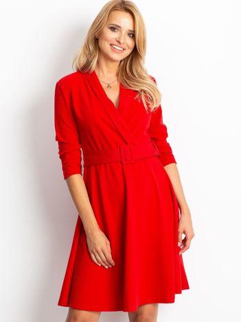 Czerwona sukienka Special