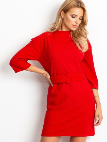 Czerwona sukienka Winner