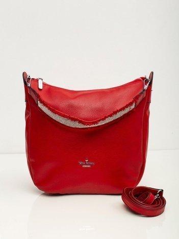 Czerwona torba miejska
