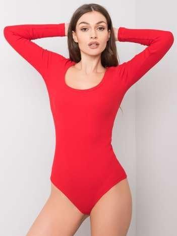 Czerwone body Jane