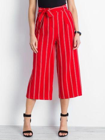 Czerwone spodnie Mountainside