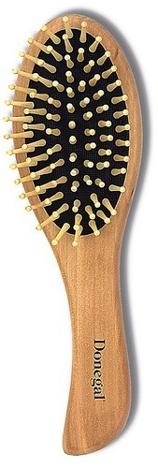 """DONEGAL Drewniana szczotka do włosów długich i grubych NATURE GIFT (9037)"""""""