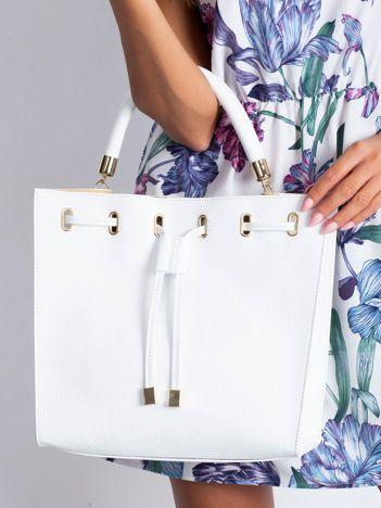 Damska torba biała