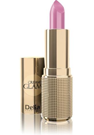 "Delia Cosmetics Creamy Glam Pomadka do ust nr 109  4g"""