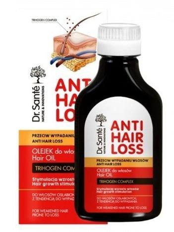Dr.Sante Anti Hair Loss Olejek stymulujący wzrost włosów 100 ml