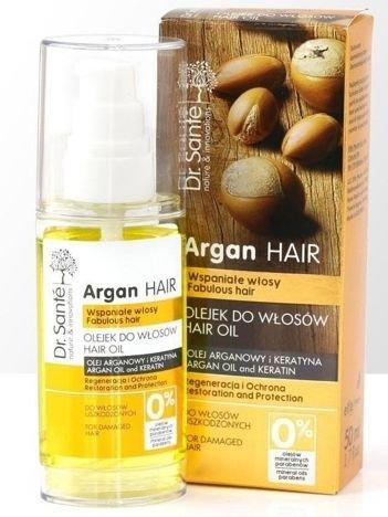 Dr.Sante Argan Hair Olejek regenerujący do włosów uszkodzonych 50 ml