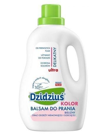 Dzidziuś Balsam do prania Ultradelikatny Kolor 1,5 l