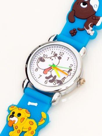 Dziecięcy zegarek  PIESKI