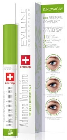 EVELINE ODŻYWKA DO RZĘS ADVANCED VOLUMIERE 10ML