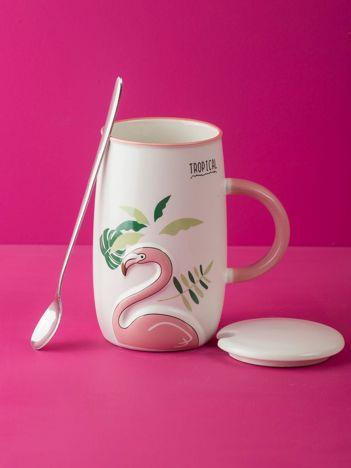 Ecru kubek ceramiczny