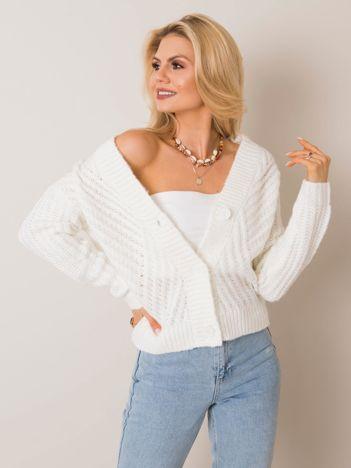 Ecru sweter Immone SUBLEVEL