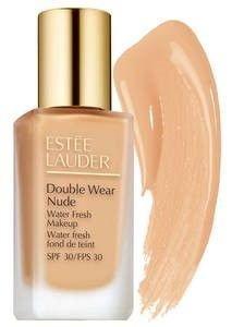 Estee Lauder Double Wear Nude Water Fresh Makeup lekki podkład SPF30 1W2 Sand 30ml