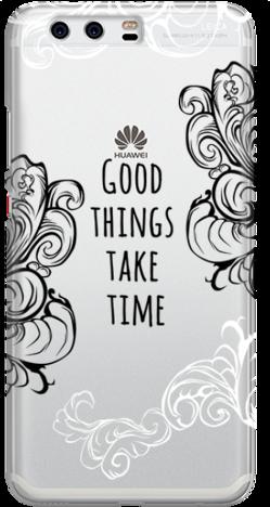 Etui do telefonu Huawei P10 Good Things