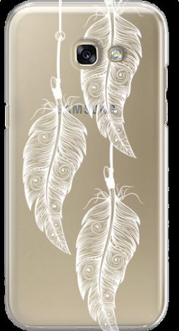 Etui do telefonu Samsung Galaxy A3 2017 Feather