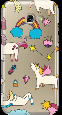 Etui do telefonu Samsung Galaxy A5 2017
