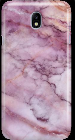 Etui do telefonu Samsung Galaxy J7 2017 Purple Marble