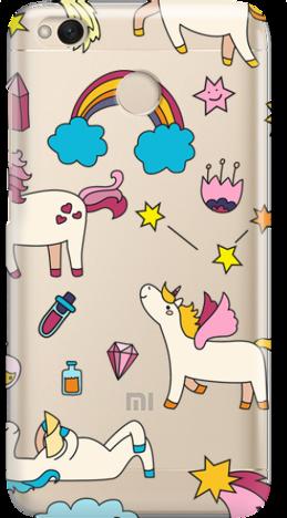 Etui do telefonu Xiaomi Redmi 4X Pony