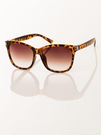 FASHION CLASSIC damskie okulary przeciwsłoneczne panterka