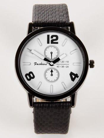 FASHION Nowoczesny zegarek RETRO idealne podkreślenie wizerunku