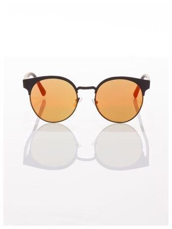 FASHION okulary przeciwsłoneczne KOCIE OCZY stylizowane na FENDI