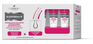 FLOSLEK ELESTABion R Kuracja do włosów intensywnie regenerująca - NOWOŚĆ 10x6 ml