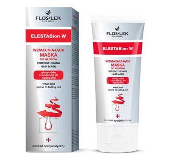 FLOSLEK ELESTABion W Wzmacniająca maska do włosów - NOWOŚĆ 200 ml