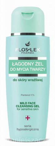 FLOSLEK Łagodny żel do mycia twarzy do skóry wrażliwej 150 ml