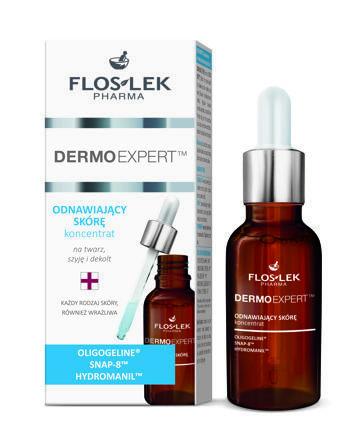 FLOSLEK Odnawiający skórę koncentrat 30 ml