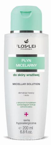FLOSLEK Płyn micelarny  do skóry wrażliwej do skóry wrażliwej 200 ml