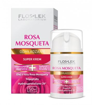 FLOSLEK Super krem 50 +  50 ml