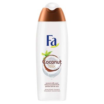 "Fa Żel pod prysznic Coconut Milk  750ml"""