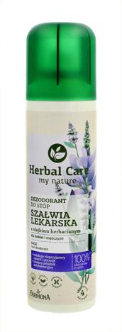 """Farmona Herbal Care Dezodorant do stóp Szałwia Lekarska  150ml"""""""