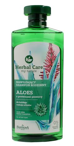 """Farmona Herbal Care Szampon rodzinny nawilżający Aloes  500ml"""""""