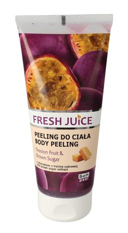 Fresh Juice Peeling do ciała Passion Fruit & Brown Sugar 200 ml