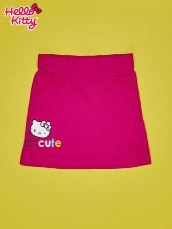 Fuksjowa spódnica dla dziewczynki HELLO KITTY