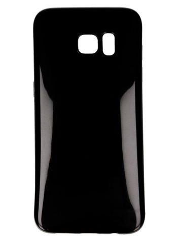 Funny Case Etui ULTRA CHROME SAMSUNG S7 EDGE G935 CZARNY