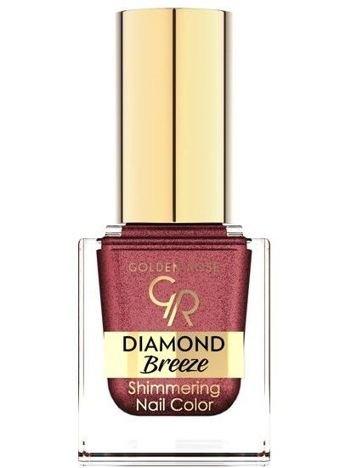 GOLDEN ROSE Brokatowy lakier do paznokci Diamond Breeze Shimmering Nail Color 04 10,5 ml