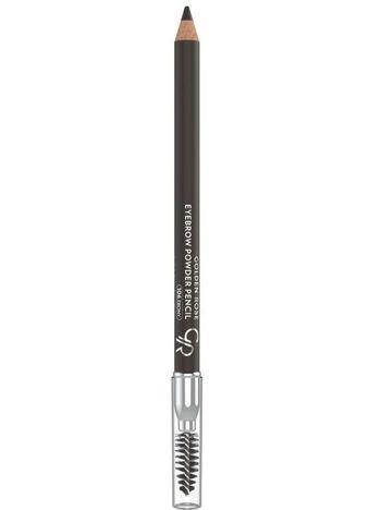 GOLDEN ROSE Eyebrow Powder Pencil Puder do brwi w kredce 106 1.19 g