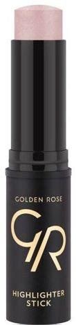 GOLDEN ROSE Highlighter Stick - Rozświetlacz w sztyfcie Nr 2, 9,5 g