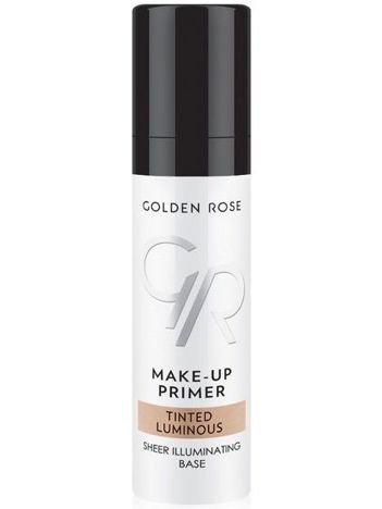 GOLDEN ROSE Make-Up Primer Tinted Luminous Koloryzująca baza pod makijaż 30 ml
