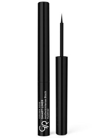 GOLDEN ROSE Smart Liner Matte&Intense Black Eyeliner Smart Liner z filcową końcówką 2,7 ml
