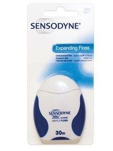 GSK Sensodyne Nić dentystyczna Expanding Floss  1 op.- 30 m